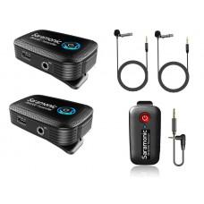 Двухканальная беспроводная микрофонная система Saramonic Blink500 B2 (TX + RX)